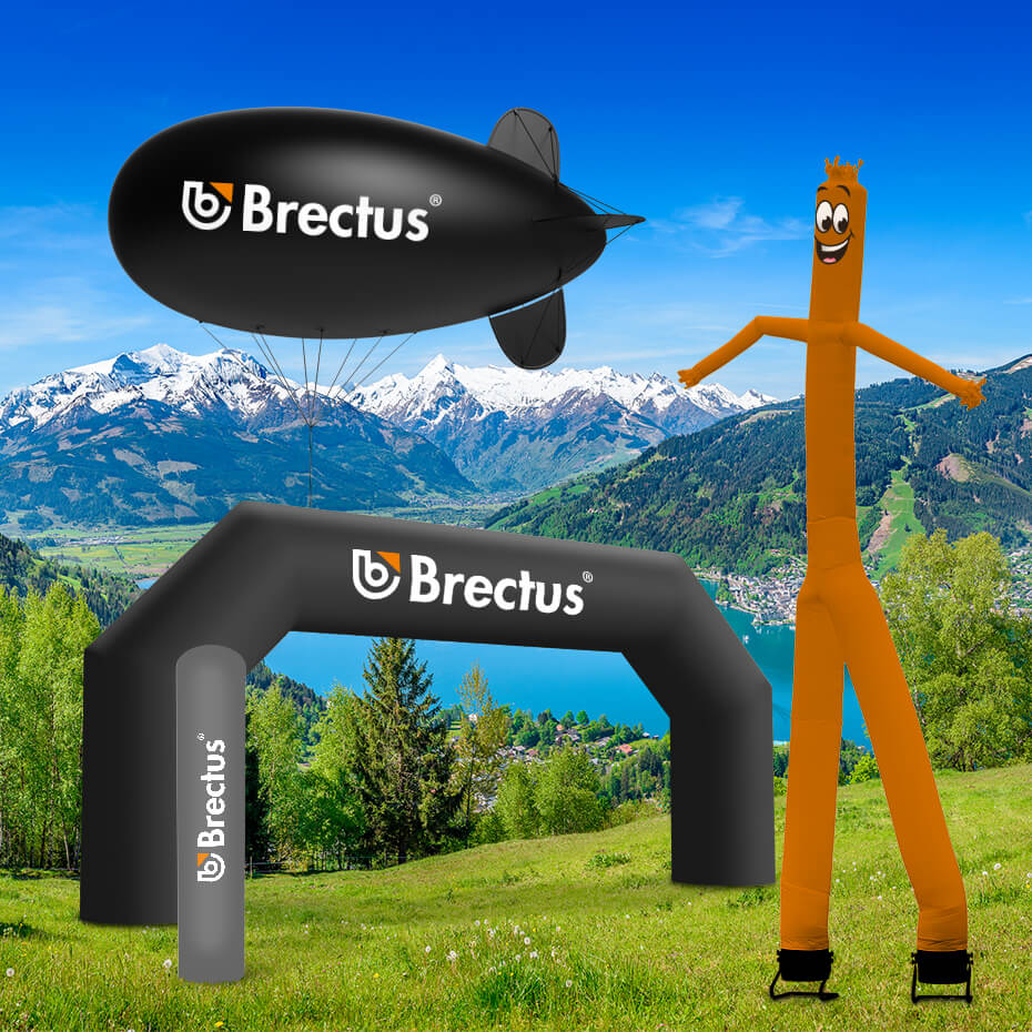 Brectus Oppblåsbare produkter