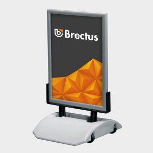 Brectus Gatupratare Wind-Sign Alu Smart 1