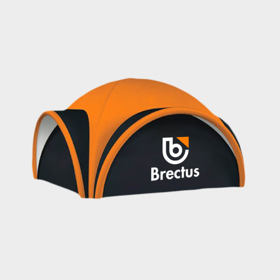 Brectus Uppblåsbar Quickup Tält 1