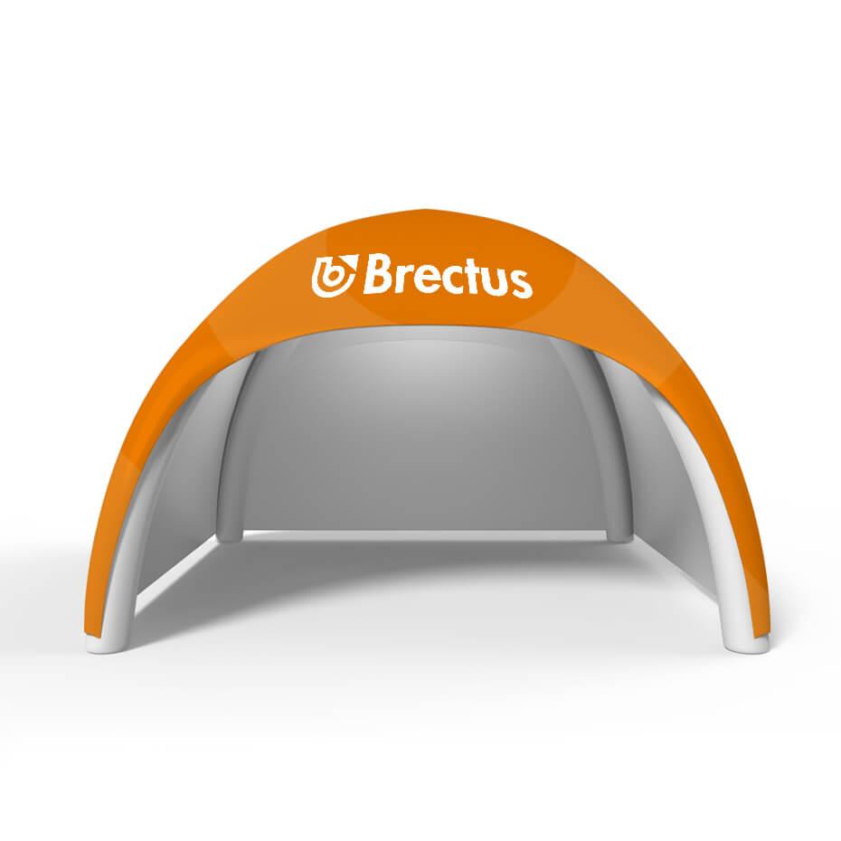 Brectus Uppblåsbar Quickup Tält 2