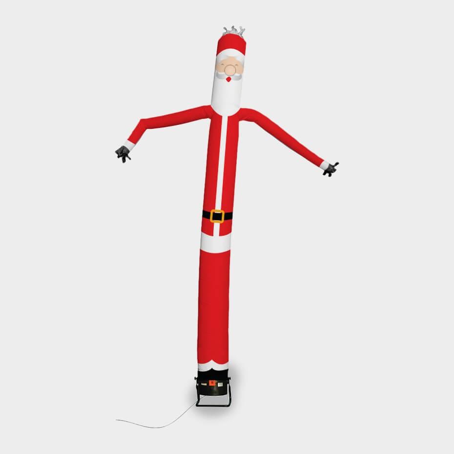 Santa skydancer