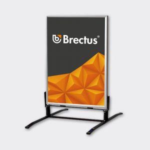 Brectus Gatebukk Wind-Sign Alu 1